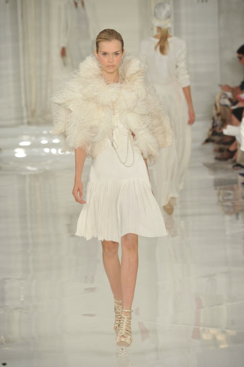 Ralph Lauren Spring 2012 Collection Look #14